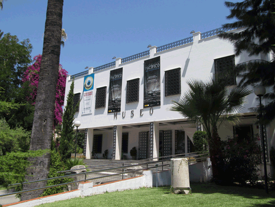 Imagen del Museo de Huelva.