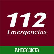 logotipo 112 Emergencias Andalucia
