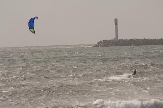 kitesurf en Mazagón