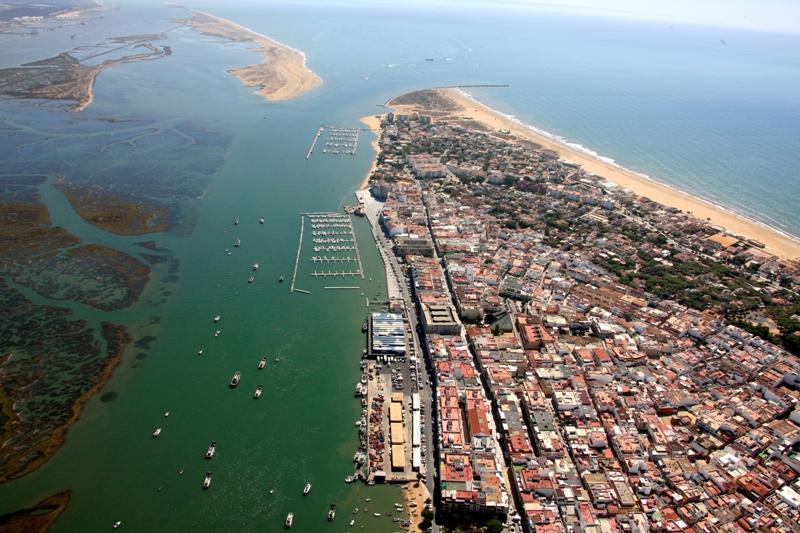 Imagen de Punta Umbría.