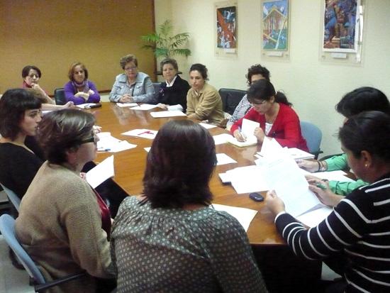 Imagen del Consejo Local de la Mujer.