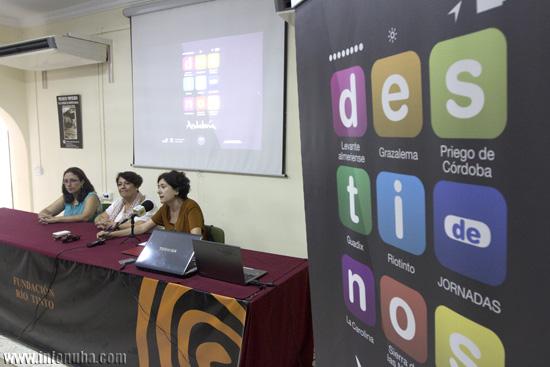 Jornadas 'Destino Andalucía' en Minas de Riotinto