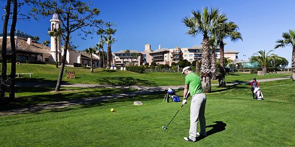 l Islantilla Golf Resort ha acogido este sábado la final del del VII Torneo 'Pasaporte Golf Huelva la Luz'.