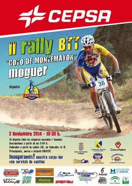 II Rally 'Coto de Montemayor'