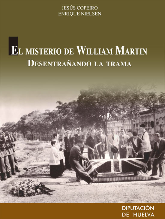 Portada del libro 'El Misterio de William Martin'.
