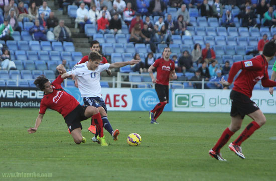 Recreativo de Huelva 0-1 C.D. Mirandés
