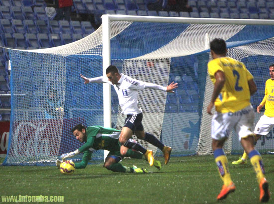 Recreativo de Huelva 2-4 U.D. Las Palmas