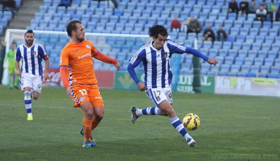 Imagen del encuentro Recreativo de Huelva- Alavés de esta temporada.