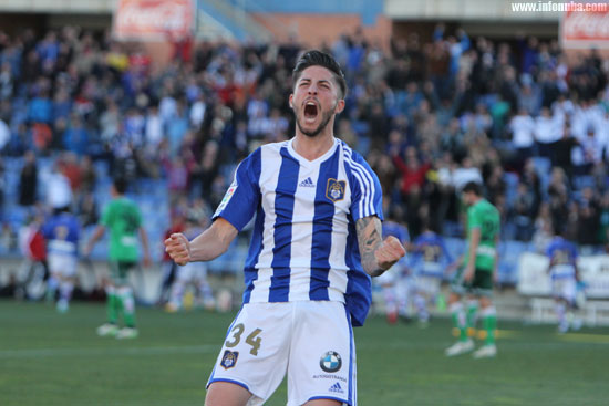 Recreativo de Huelva 1-0 Racing de Santander