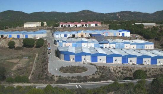 Imagen del Poligono El Peral.