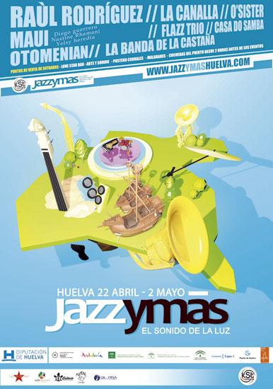 Cartel de Jazzymás