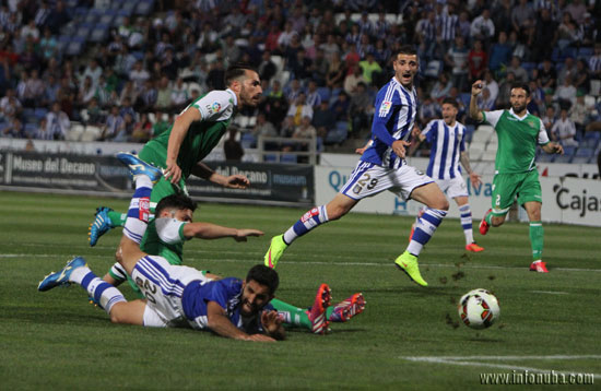 Recreativo de Huelva 0-1 Real Betis