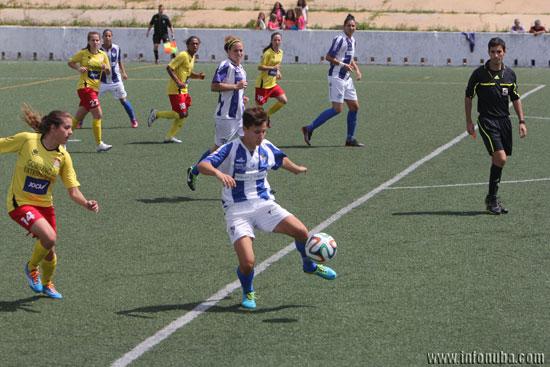 Sporting Club de Huelva 2-0 Santa Teresa de Badajoz