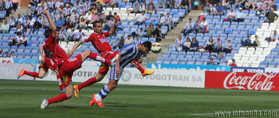 Recreativo de Huelva 0-1 Ponferradina