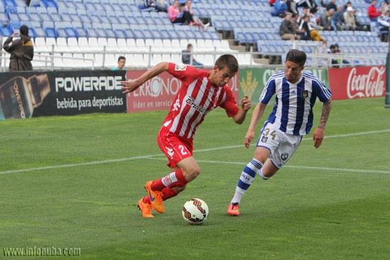 Recreativo de Huelva 0-3 Girona F.C.
