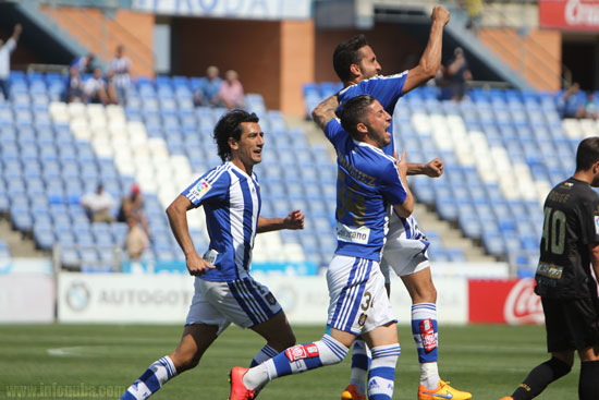 Recreativo de Huelva 3-1 C.E. Sabadell