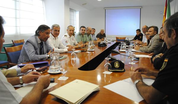 Reunión sobre el Plan-Infoca 2015