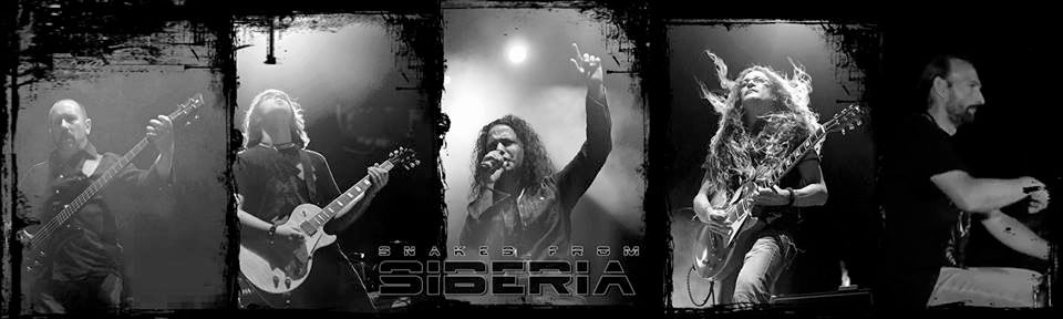 Cartel del grupo Siberia