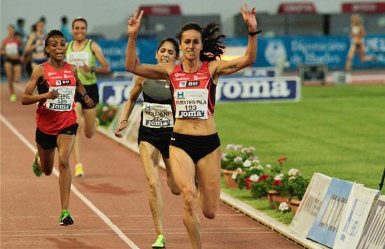 Todo está preparado ya en el Estadio Iberoamericano de Atletismo para acoger mañana la undécima edición del Meeting Iberoamericano de Atletismo.