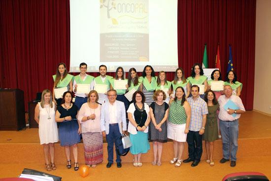 Hace unos días tuvo lugar la graduación de la IV Edición del Experto Universitario en Cuidados Oncológicos y Paliativos.