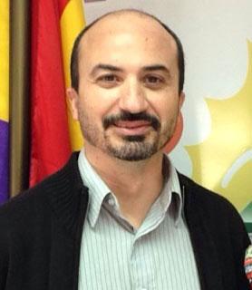 Imagen de Miguel Ángel Gallego, portavoz de IU en Punta Umbría.