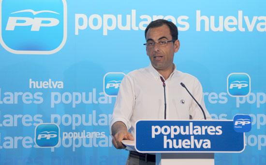 Ángel Sánchez en rueda de prensa.