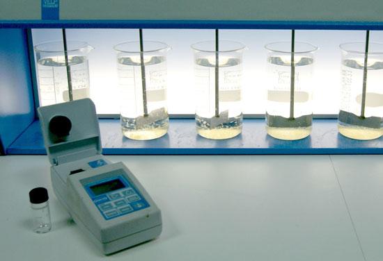 Estudio de los trihalometanos del departamento de Química de la Universidad de Huelva