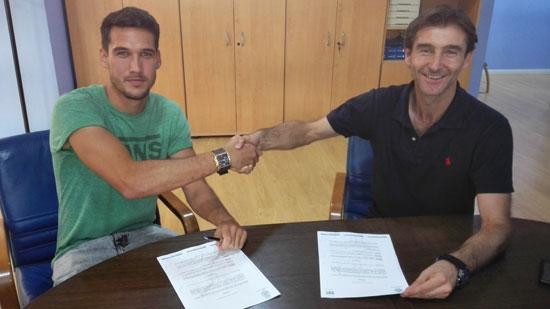 Ale Zambrano ha firmado por dos temporadas y será presentado mañana viernes en la Ciudad Deportiva