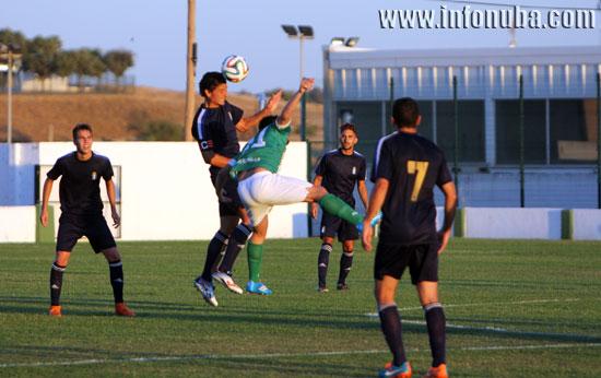 Olimpica Valverdeña 0-4 Recreativo de Huelva