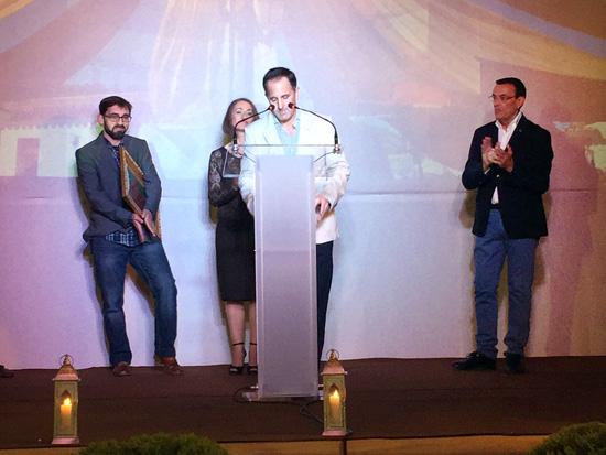 Imagen de la presentación de Jornadas de Cultura Islámica de Almonaster.