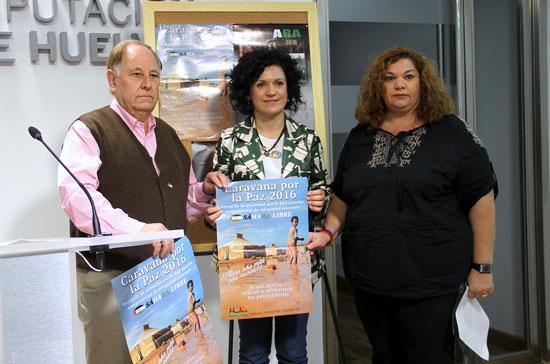 La Diputación de Huelva y la Federación de Asociaciones de Apoyo al Pueblo Saharaui han realizado un llamamiento urgente a la solidaridad de la provincia de Huelva con la situación de emergencia que sufren los campamentos de Refugiados Saharauis tras las inundaciones provocadas por fuertes lluvias torrenciales.