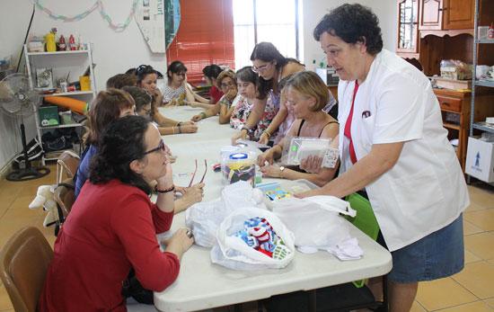 El Ayuntamiento de Huelva está apoyando a la asociación 'Voces del Conquero' en la organización de un mercadillo a favor de Sara.