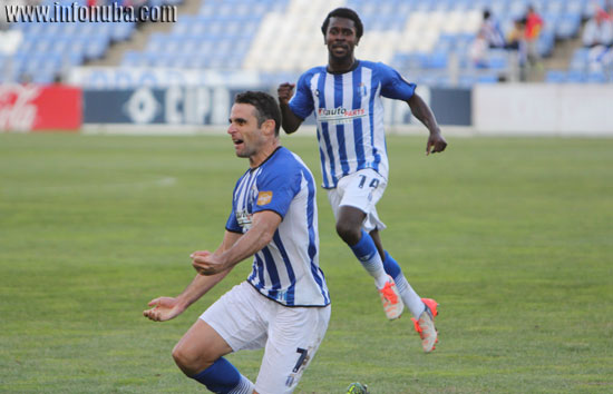 Recreativo de Huelva 1-1 F.C. Cartagena