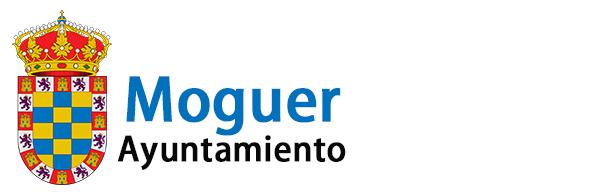 Logo del Ayuntamiento de Moguer.