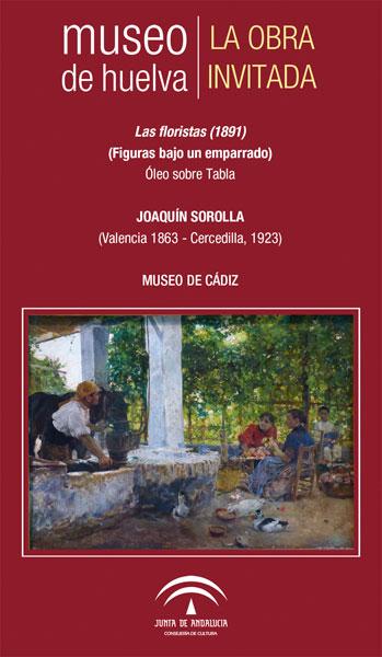 """Cartel del la iniciativa cultural """"Los Museos viajan""""."""
