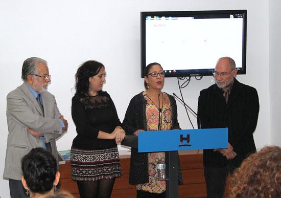La Diputación de Huelva ha acogido la presentación de la campaña #Juntos construimos futuro, con la que la Fundación Valdocco pretende dar mayor difusión a la actividad social que realiza y obtener recursos económicos y nuevos apoyos de voluntarios y personas y empresas colaboradoras.
