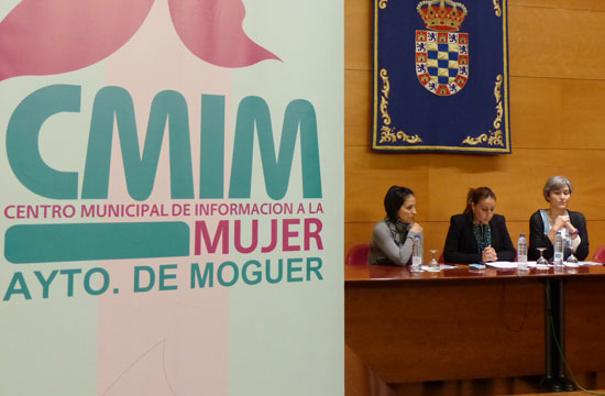Imagen de la presentación de actividades.