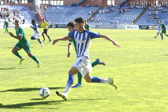 Recreativo de Huelva 0-1 Algeciras C.F.