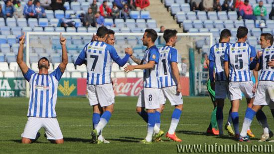 Recreativo de Huelva 2-1 C.F. Villanovense