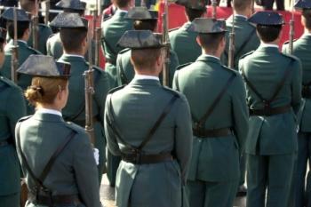 Imagen de Guardias Civiles.
