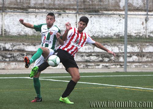 Riotinto Balompié 4-2 Olimpica Valverdeña B