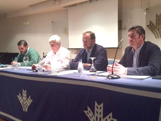 Imagen de la asamblea general ordinaria de Interfresa.