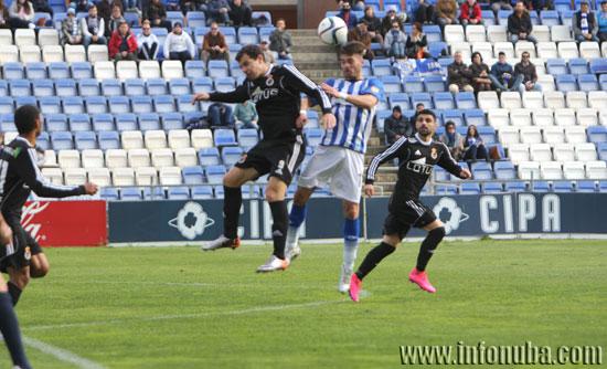 Recreativo de Huelva 2-2 Balompédica Linense