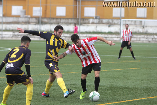 Riotinto Balompié 2-2 Atlético Cruceño