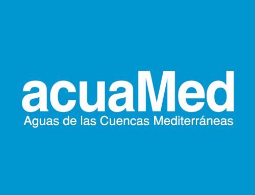Logo de Acuamed.