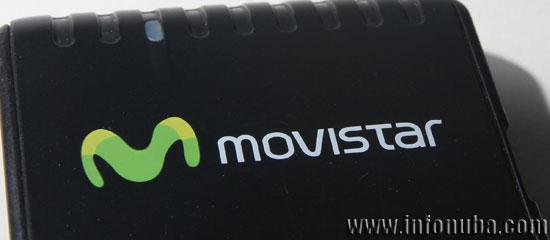 Imagen de un dispositivo de Movistar.