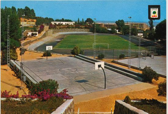 Imagen de archivo de la Ciudad Deportiva de Huelva.
