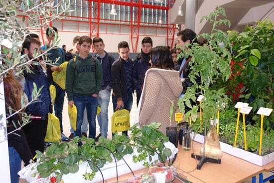 XVI Jornadas de Puertas Abiertas de la Universidad de Huelva