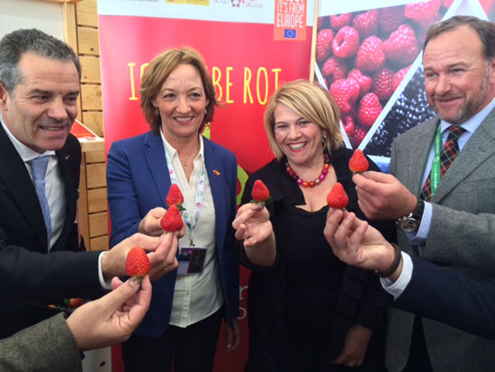 Imagen de la visita a Berlín Fruit Logistica
