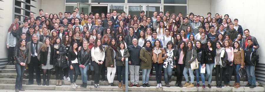 Imagen de los alumnos.